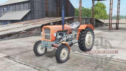 Ursus C-330 hit pink для Farming Simulator 2017