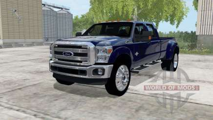 Ford F-350 Super Duty Cᶉew Cab для Farming Simulator 2017