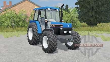 Ford-NH 6640 SLE для Farming Simulator 2015