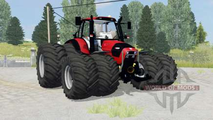 Hurlimann XL 130 twin wheels для Farming Simulator 2015