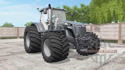 Massey Ferguson 8700-series для Farming Simulator 2017