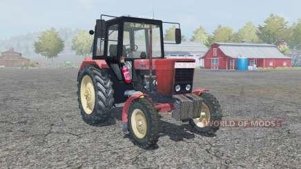 МТЗ-80 Беларус ручное зажигание для Farming Simulator 2013