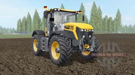 JCB Fastrac 4220 chip tuning для Farming Simulator 2017