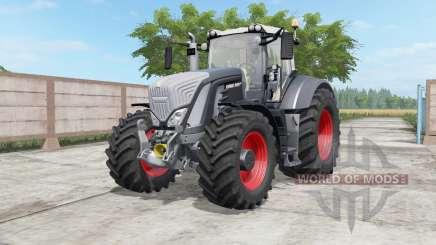 Fendt 930-939 Vario Black Beautỿ для Farming Simulator 2017