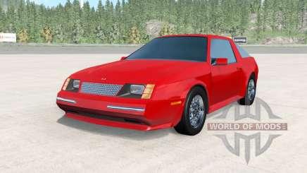 Pontivac Fiercer GT для BeamNG Drive