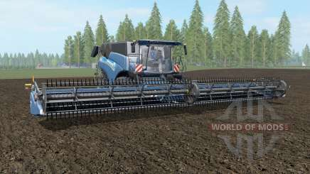 New Holland CR10.90 lapis lazuli для Farming Simulator 2017