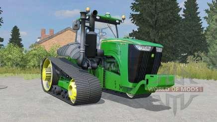 John Deere 9560RT north texas green для Farming Simulator 2015