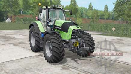 Deutz-Fahr 7210-7250 TTV Agrotron full animated для Farming Simulator 2017
