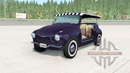 Autobello Piccolina Cherry v1.4 для BeamNG Drive