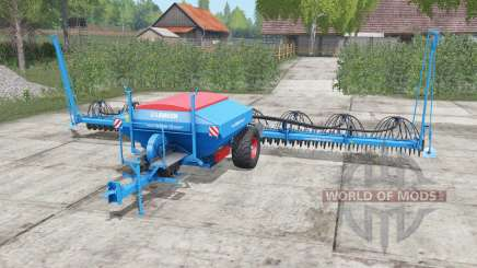 Lemken Solitair 12 fertilizer для Farming Simulator 2017