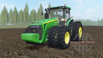 John Deere 8245R-8345R USA для Farming Simulator 2017
