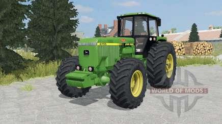 John Deere 4755 forest green для Farming Simulator 2015