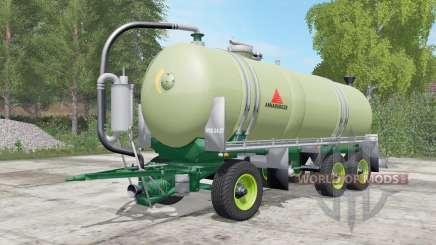 Annaburger HTS 24.27 swamp green для Farming Simulator 2017