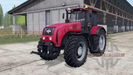 МТЗ-3022 Беларус для Farming Simulator 2017