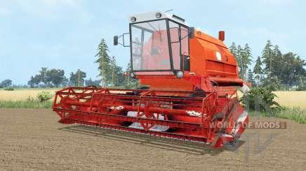 Bizon Gigant Z083 для Farming Simulator 2015