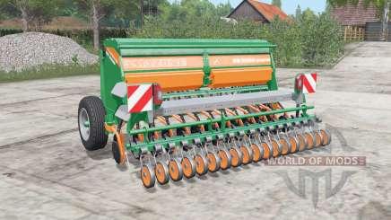 Amazone D9 3000 Super spanish green для Farming Simulator 2017