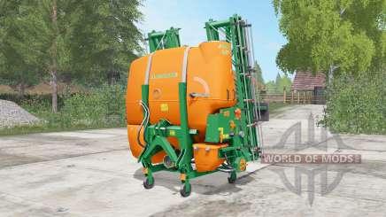 Amazone FT 1001 & UF 1801 для Farming Simulator 2017