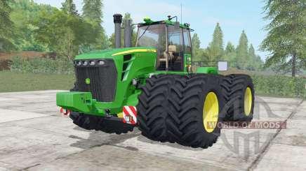 John Deere 9230-9630 для Farming Simulator 2017