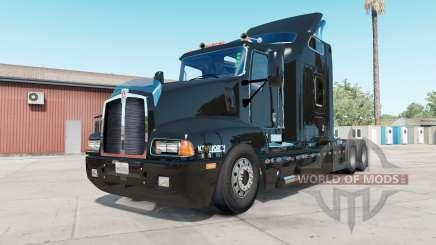 Kenworth T600 licorice для American Truck Simulator