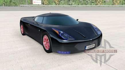 Grover Civetta Velocity для BeamNG Drive