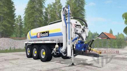 Bossini B3 200 bleu de france для Farming Simulator 2017