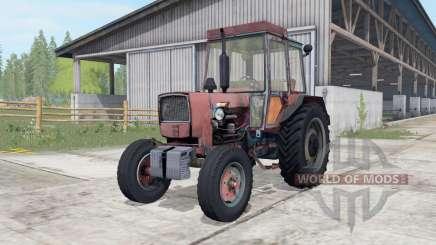 ЮМЗ-6 для Farming Simulator 2017