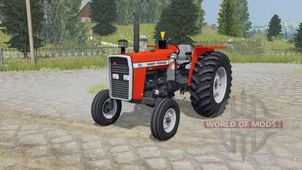 Massey Ferguson 265 coquelicot для Farming Simulator 2015