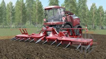 Krone BiG X 580 Tuning Editioɳ для Farming Simulator 2017