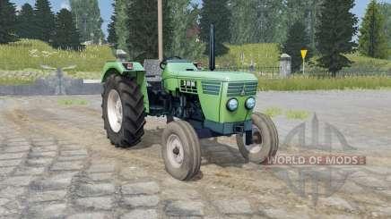 Deutz D 3006 A для Farming Simulator 2015