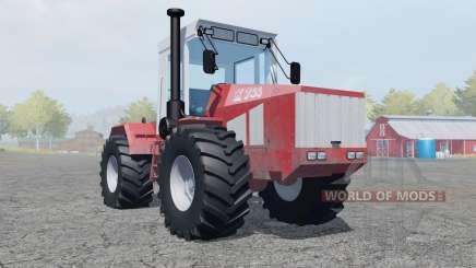Кировец К-744Р1 2004 для Farming Simulator 2013