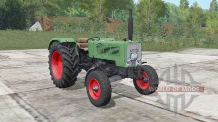 Fendt Farmer 102s-108s для Farming Simulator 2017