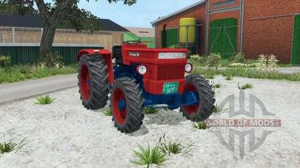 Universal 445 1972 для Farming Simulator 2015