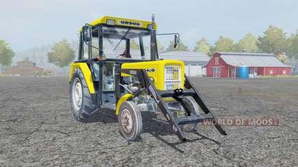 Ursus C-360 froɳt loader для Farming Simulator 2013