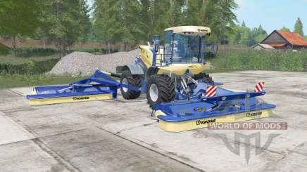 Krone BiG M 500 choice color для Farming Simulator 2017