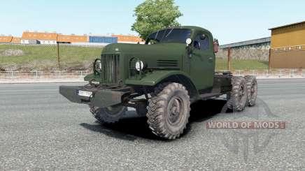 ЗиЛ-157В для Euro Truck Simulator 2