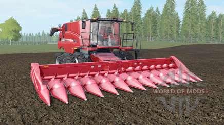 Case IH Axial-Flow 9240 red salsa для Farming Simulator 2017