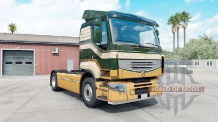 Renault Premium Normal Roof для American Truck Simulator