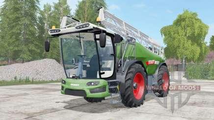Fendt Rogator 650 для Farming Simulator 2017