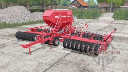 Horsch Pronto 9 DC red salsa для Farming Simulator 2017