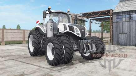 New Holland T8.320&T8.435 для Farming Simulator 2017