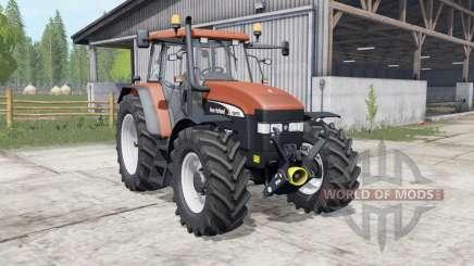 New Holland TM 175&190 для Farming Simulator 2017