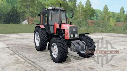 МТЗ-1221 Беларус варианты окраса для Farming Simulator 2017