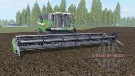 Fendt 9490 X 2013 для Farming Simulator 2017