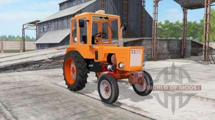 Т-25А ярко-оранжевый окрас для Farming Simulator 2017