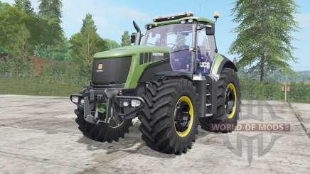 JCB Fastrac 8280&8310 для Farming Simulator 2017