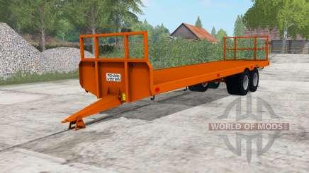 Richard Western BTTA 14-32 willpower orange для Farming Simulator 2017