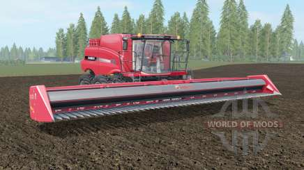 Case IH Axial-Flow 7130 red salsa для Farming Simulator 2017