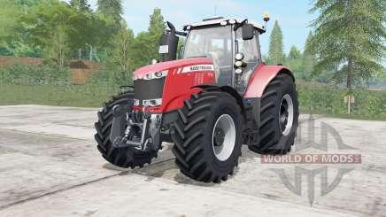 Massey Ferguson 7719-7726 для Farming Simulator 2017