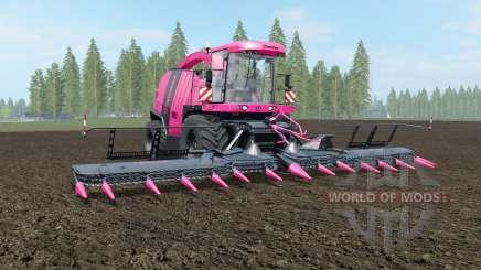 Krone BiG X 1100 Pink Edition для Farming Simulator 2017