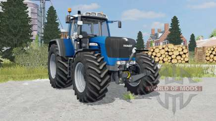 Fendt 930 Vario TMS sapphire blue для Farming Simulator 2015